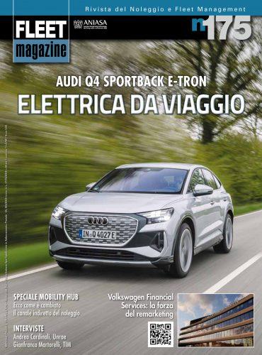 Fleet Magazine Cover 175
