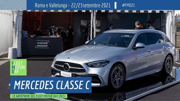 Mercedes Classe C Fleet Motor Day 2021