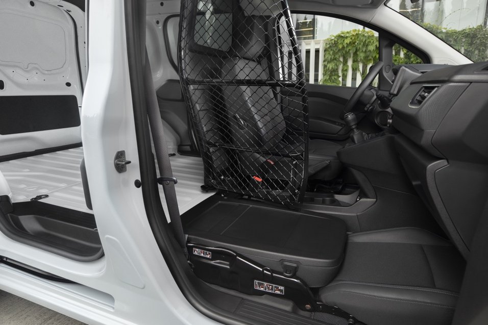 Nissan Townstar porte scorrevoli