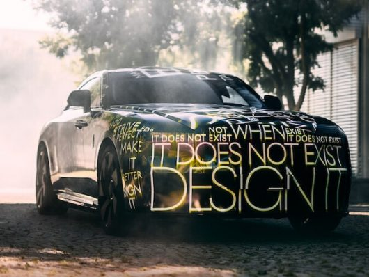 Rolls Royce Spectre 2023 Rolls Royce Spectre 2023