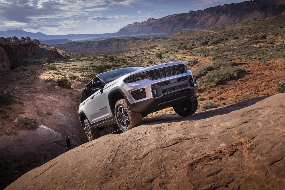 nuova Jeep Grand Cherokee Trailhawk