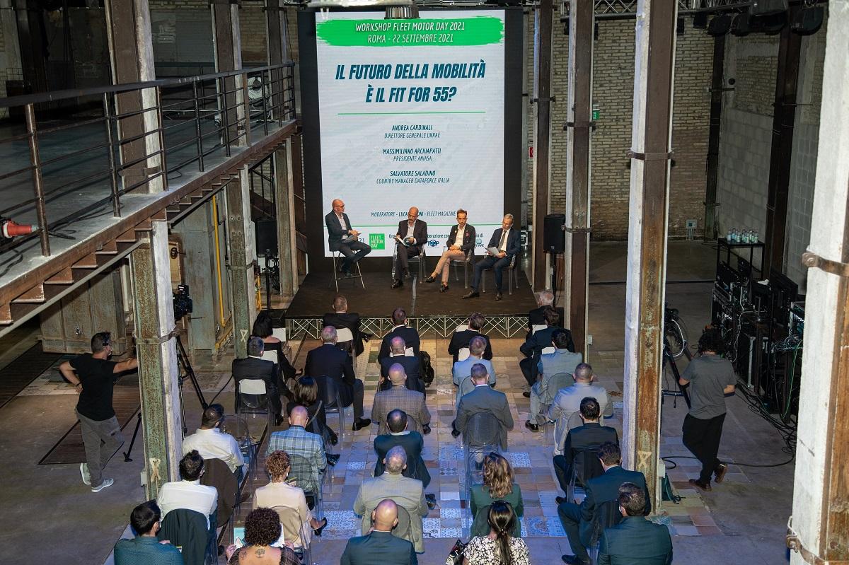 workshop Fleet Motor Day 2021