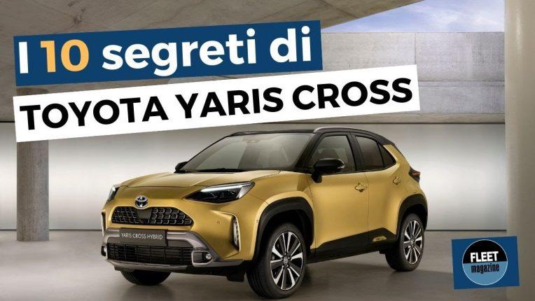 10-segreti-toyota-yaris-cross-cover