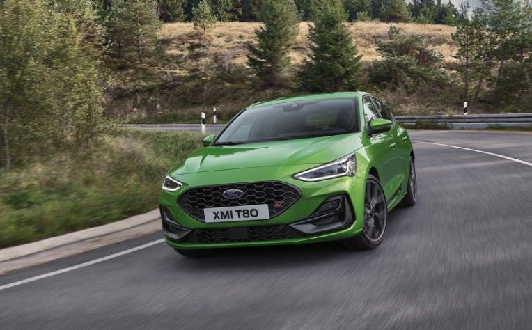 Ford Focus ST 2022 motore