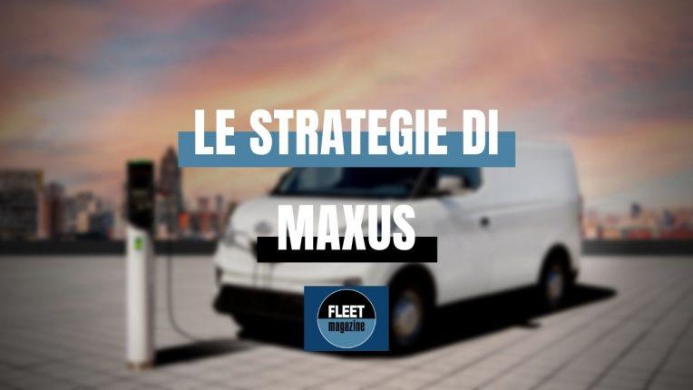 Maxus strategie Gruppo Koelliker