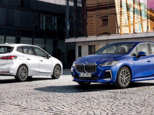 Nuova BMW Serie 2 Active Tourer 2022