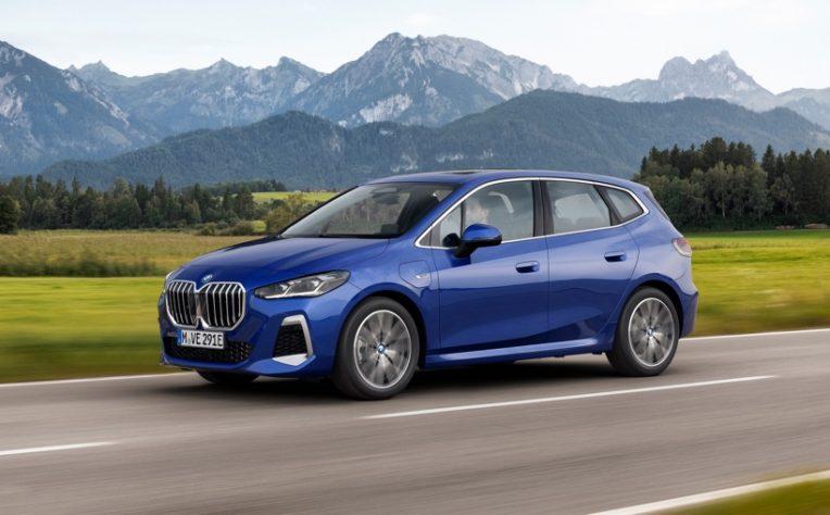 Nuova BMW Serie 2 Active Tourer motori