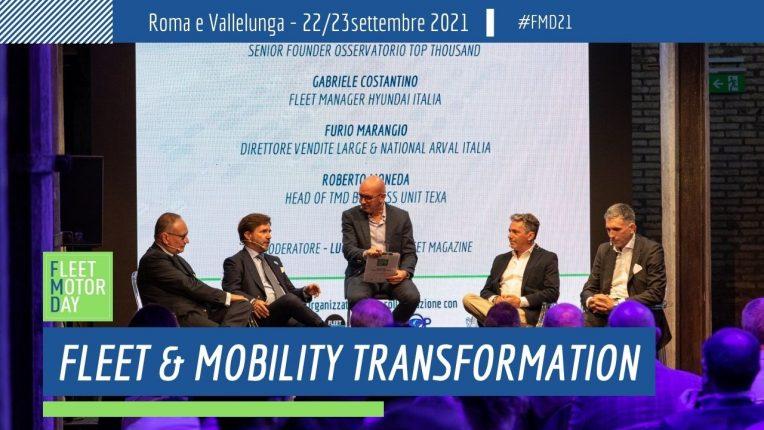 Workshop Fleet Mobility Transformation Fleet Motor Day 2021