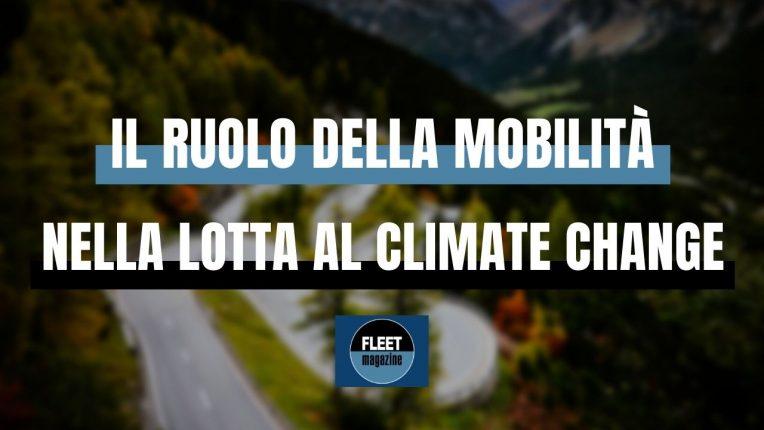 ruolo mobilita lotta climate change